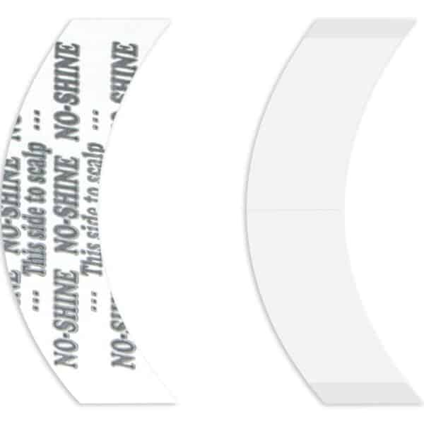 Noshine Protez Saç Bandı 108 Adet C Oval