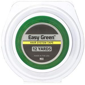 Yeşil Protez Saç Bandı 11 Metre Rulo