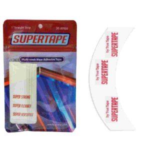 Super Tape Protez Saç Bandı 36 Adet C Oval