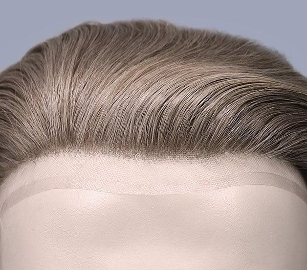 q6 protez saç ön bölüm doğallığı